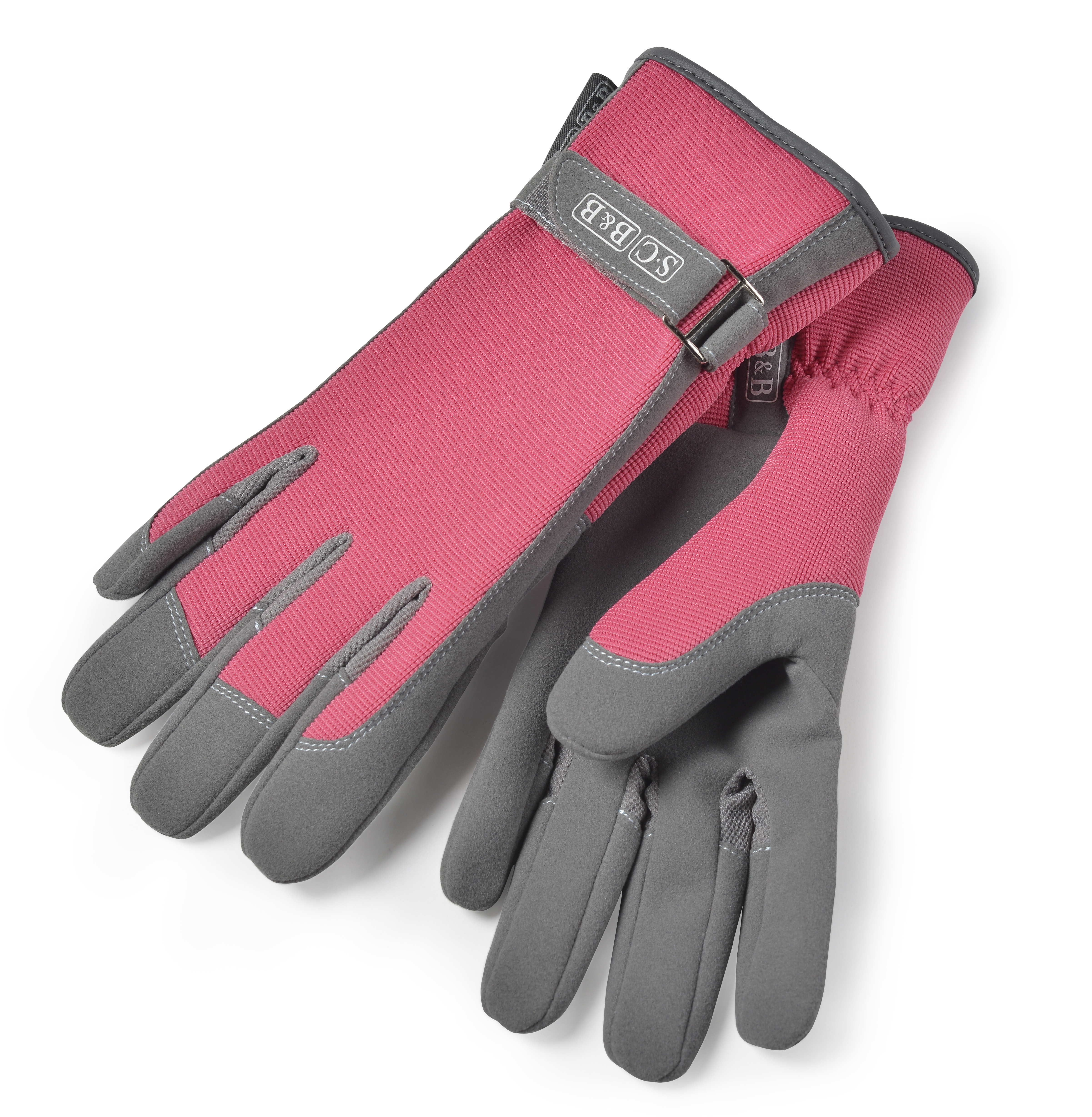Gorgeous Raspberry Coloured Gardening Gloves Designed By Sophie Conran  Available From Www.annabeljames.co