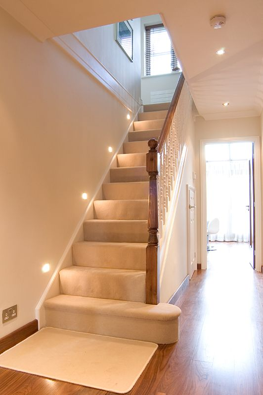 Spotlights On Stairs! Home Decor ...
