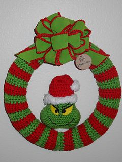 Photo of catherine-ia's Grinch Wreath