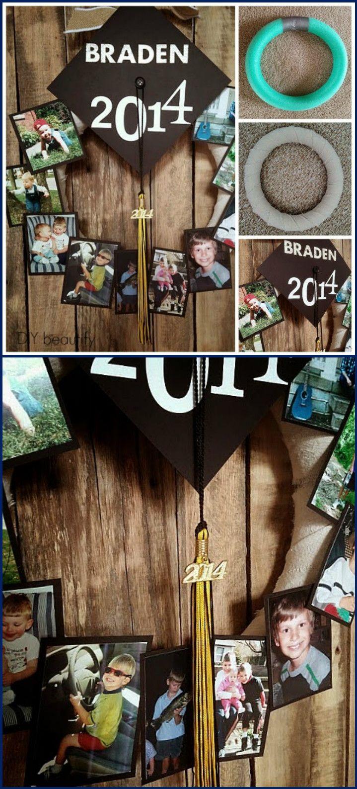 2014 graduation decorations - 50 Diy Graduation Party Ideas Decorations Page 3 Of 4