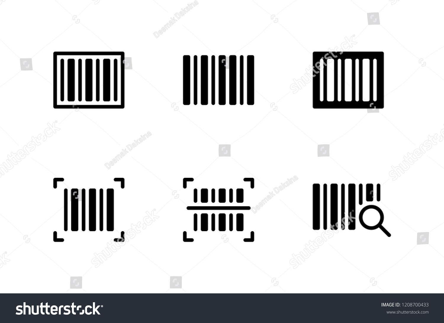 Barcode Scanner Icon Design  barcode scan, barcode, scanner, code