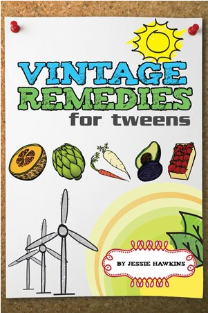 Ready to teach your pre-teens about health? The Vintage Remedies for Tweens curriculum/activity guide teaches healthy and natural living to both guys and girls ages 7-12. The workbook is packed with over 250 pages covering every aspect of natural living including wellness, nutrition, herbal medicine, immunity, natural living and hygiene, and the conservative use of valuable natural resources. Your tween will learn how to identify unhealthy foods, how to create a healthy real foods get…