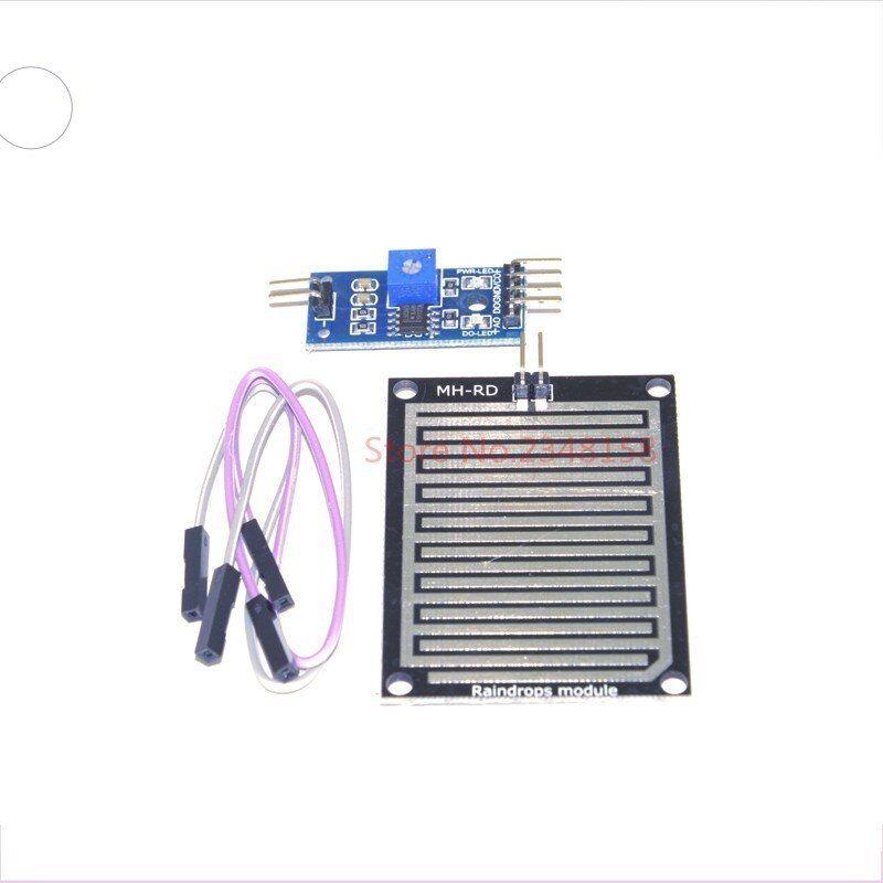 Thinary Rain Sensor Water Raindrops Detection Module