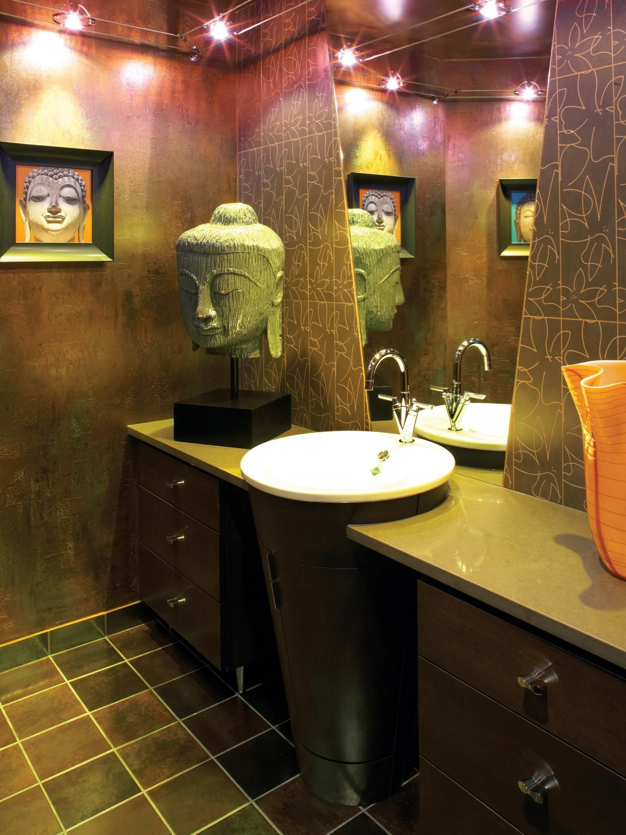 Bathroom Designs From Nkba 2012 Finalists