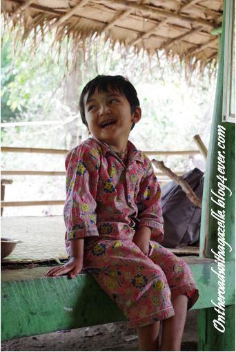 Smile in Myanmar