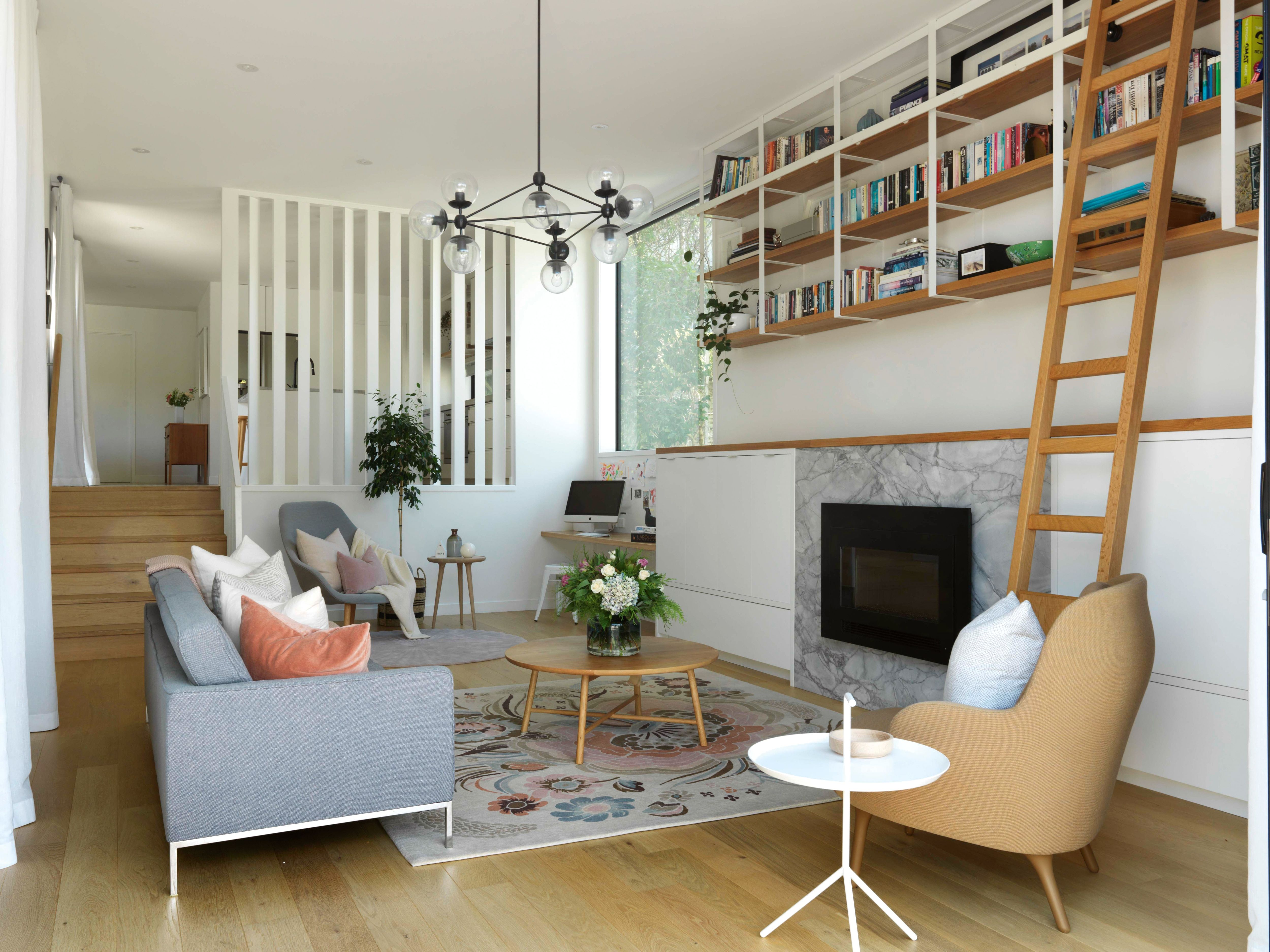 David Bowie-inspired living room takes out award (With ...