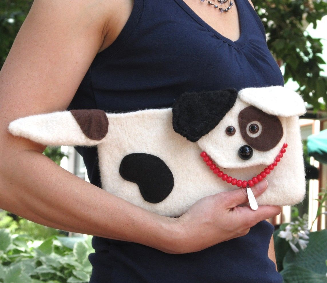 Free knitting pattern for jack russell clutch dog purse knitting free knitting pattern for jack russell clutch dog purse knitting pattern and more dog knitting patterns bankloansurffo Gallery