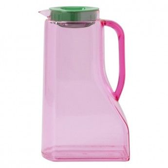 Pink Water Jug with Lid -create the look inspiration 41