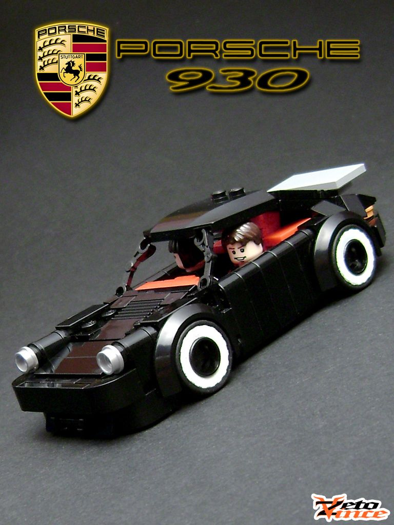 Porsche 930 Code Name Lego Pinterest Porsche 930 Lego And