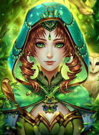 Image Result For Earth Elemental Drawing Fantasy Art Women Fantasy Girl Character Art