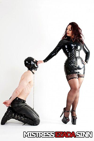 Domination dominatrix female