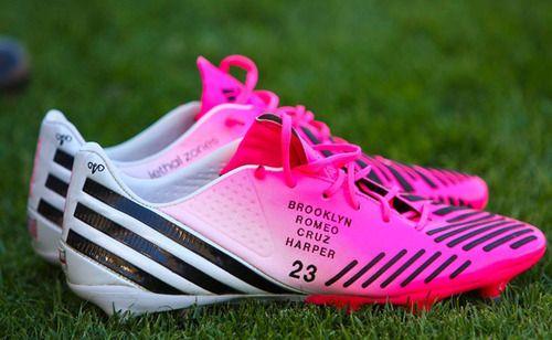 david beckham custom cleats | Zapatos de fútbol, Zapatos de ...