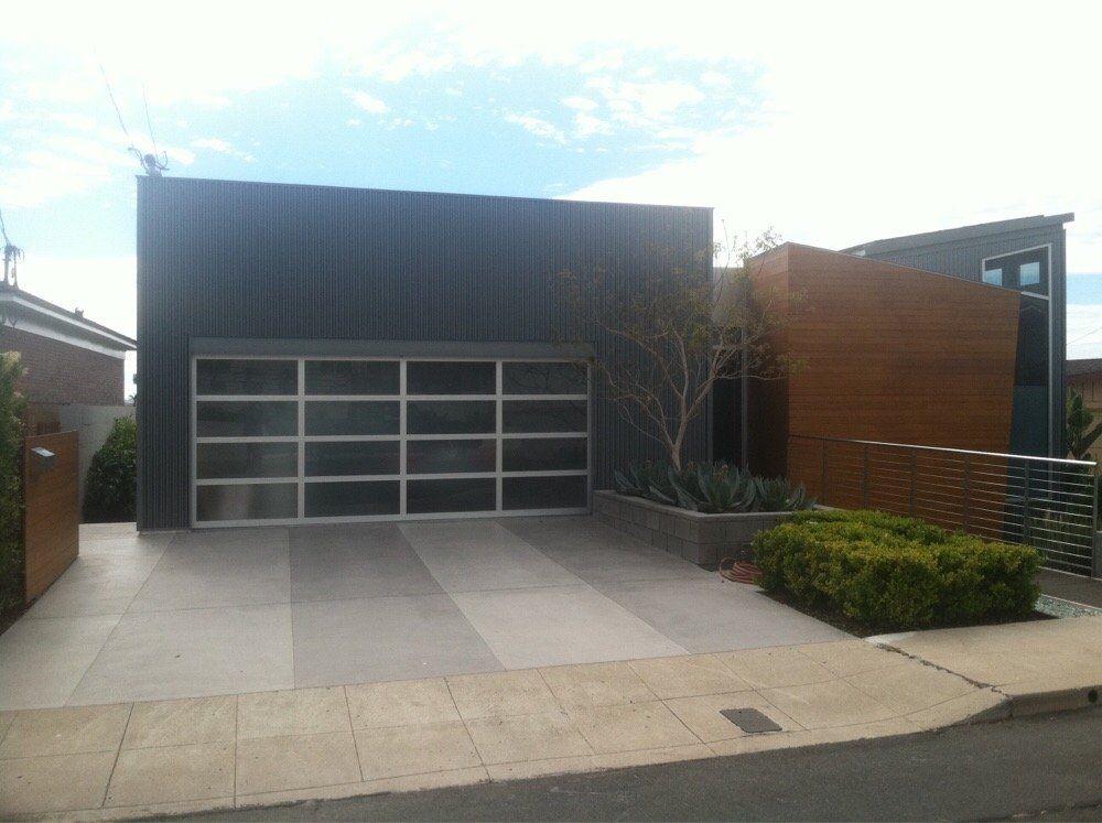 steel cedar san custom and hi frame diego commercial a doors fabulous over garage door design