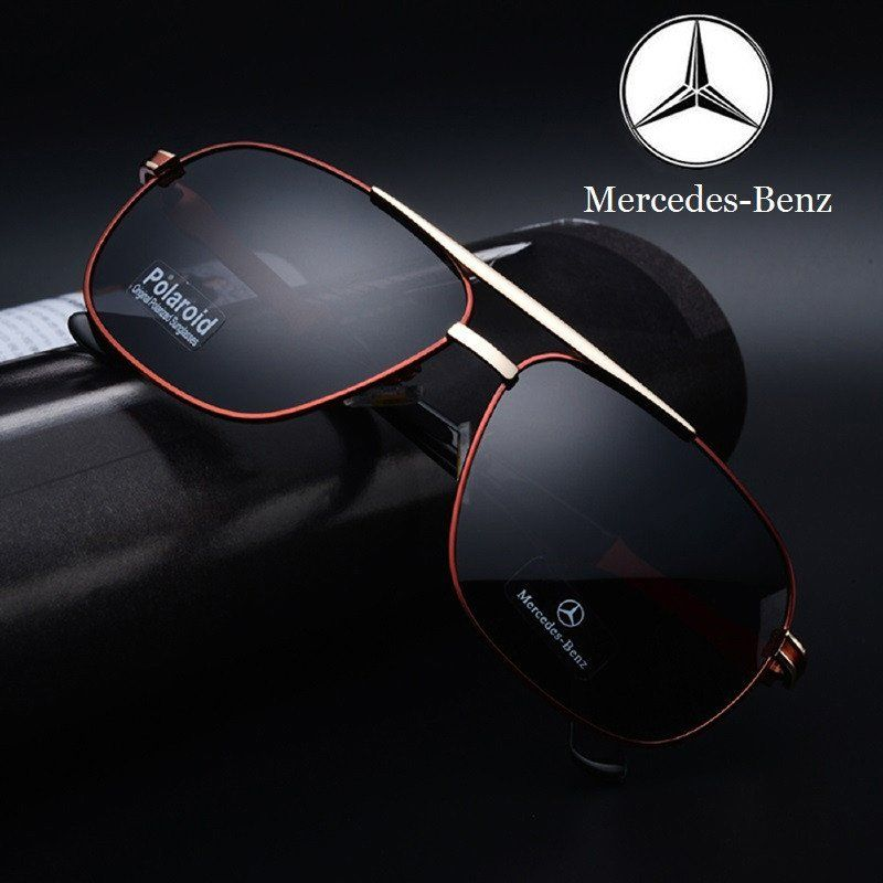 9fa7b5bd50f High Quality Mercedes-Benz Sunglasses With Polarized   UV Proctoring. (Mens  Bestseller)