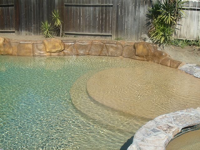 Large Baja Step Into Pool For The Home Pinterest