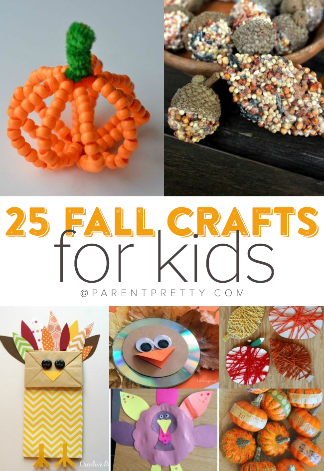 Ordinary Harvest Craft Ideas For Kids Part - 6: 15 {super Easy} Fall Crafts For Kids! - Get Crafty This Fall With These Easy  And Fun Harvest Crafts Activities For Kids.