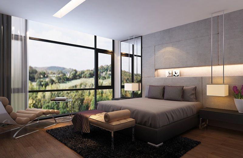 phòng ngủ chính The Manor Lào Cai #themanorlaocai #themanorecolaocai #banthemanorlaocai