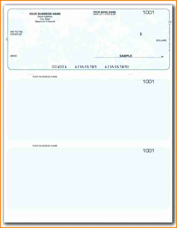 All you have to do is scroll up, choose from a wide selection of payroll check templates, download the file in either pdf or microsoft word format, fill in the blanks, and print. Blank Business Check Template Word 7 Templates Example Templates Example Payroll Checks Business Checks Blank Check