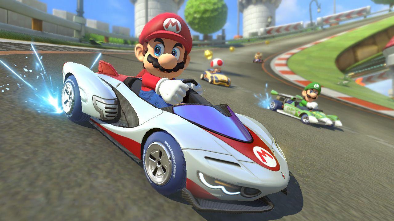 Mario Mario Kart 8 Dlc Pack Mario Kart 8 Mario Kart Mario