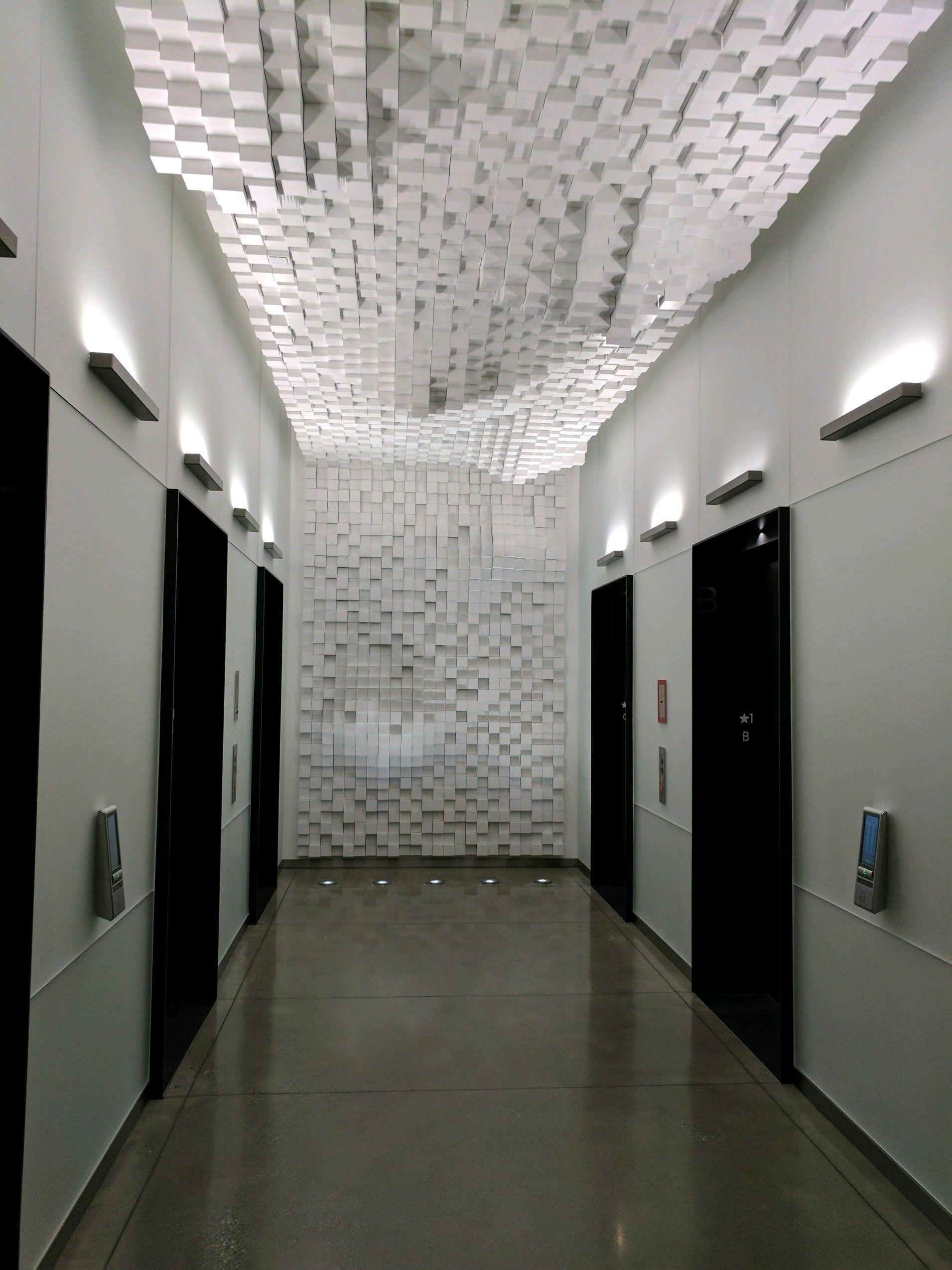 Hill7 Seattle Elevators Elevator Lobbies Amp Corridors