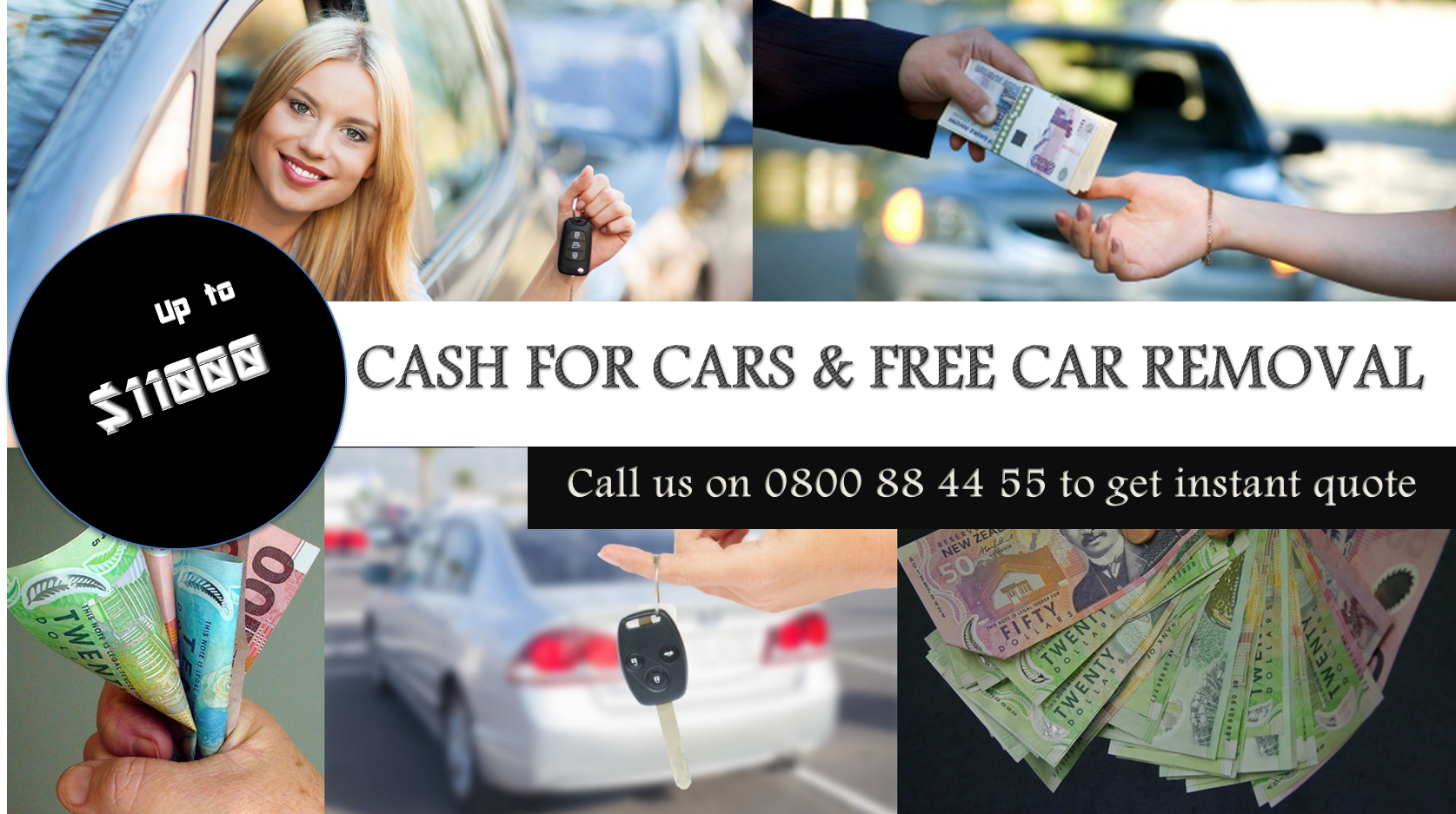 Get top cash for cars in Auckland. National Car Removal is a fully ...