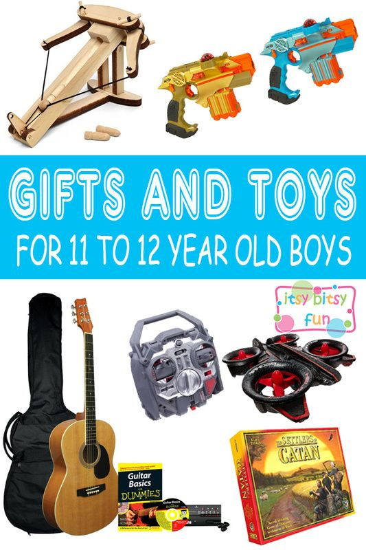 Best Gifts for 11 Year Old Boys in 2017 | 11th birthday, Boys and ...