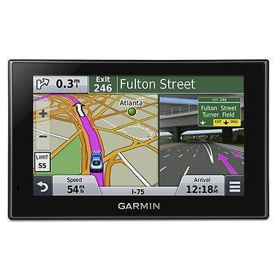 nice Garmin Nuvi 2539LMT 5 GPS w Lifetime Maps & Traffic Updates - For Sale