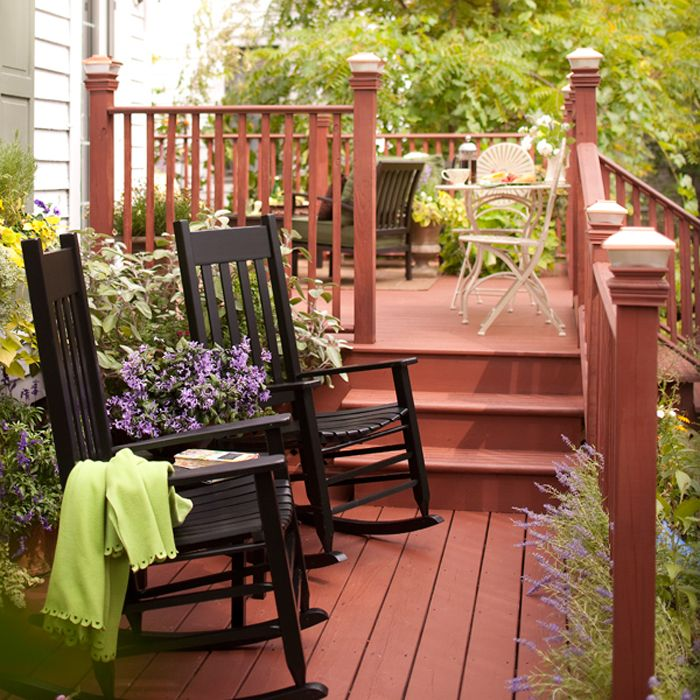 Deck Planning And Materials Guide Decks And Porches Outdoor Living Space Garden Yard Ideas