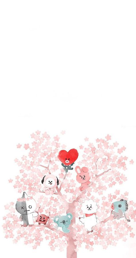 Trendy Wall Paper Bts Cute Wallpapers Ideas