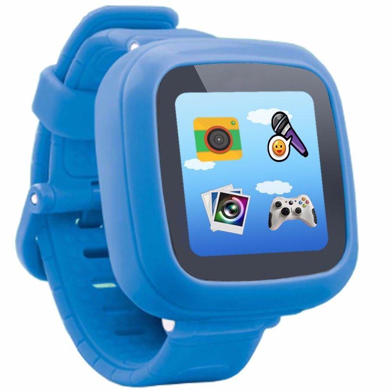 turnmeon touchscreen spiel smart watch f r kinder kinder. Black Bedroom Furniture Sets. Home Design Ideas
