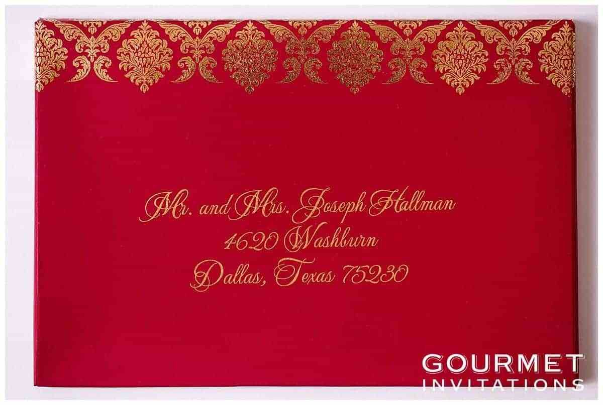 Velvet Wedding Invitations | Pinterest | Weddings