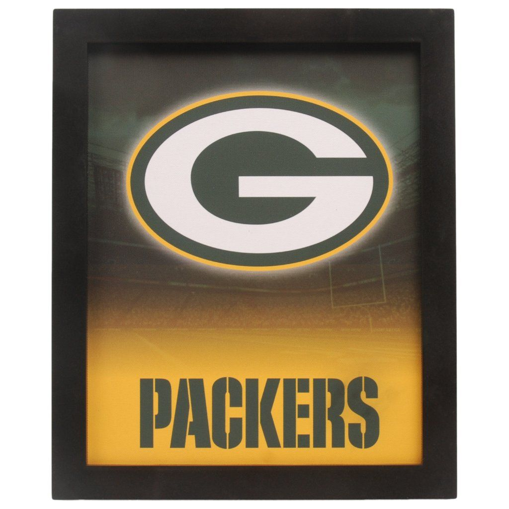 Green Bay Packers Sign Light Up Wall Style Green Bay Packers Signs Green Bay Packers Green Bay