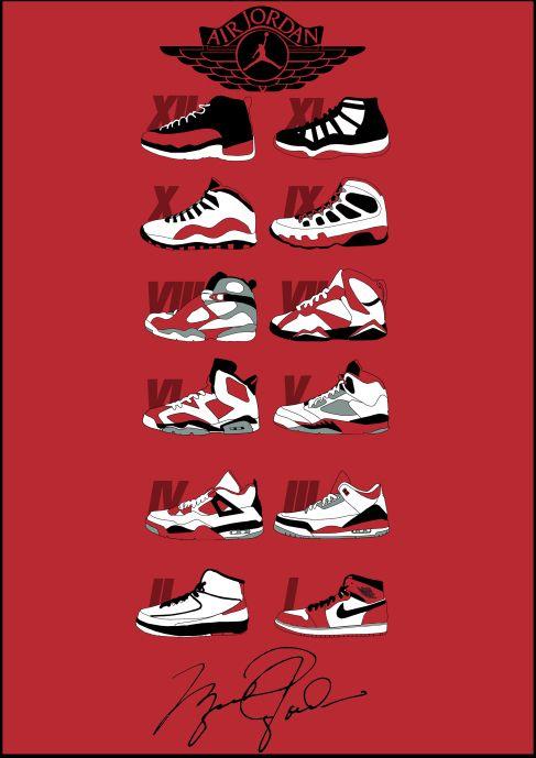 Posterfront1 Jpg 487 689 Air Jordans Jordans Sneaker Art
