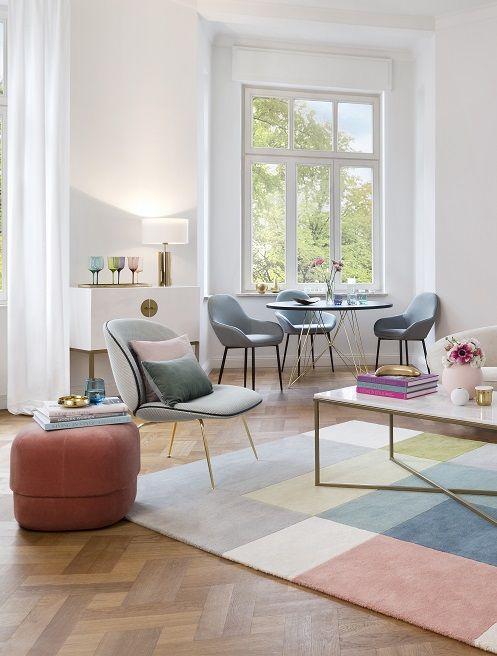 so funktioniert der look happy chic elegantes ensemble ein besonders harmonisches interior. Black Bedroom Furniture Sets. Home Design Ideas