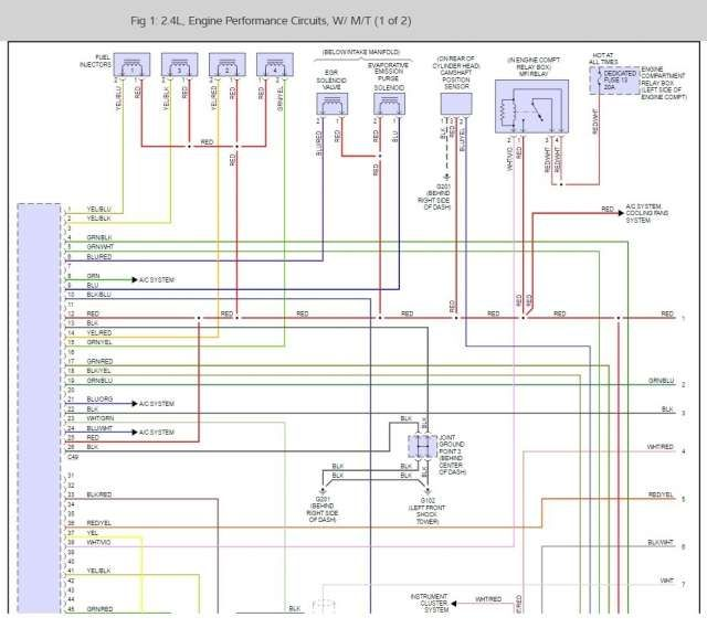10 mitsubishi 4g93 engine wiring diagram  engine diagram