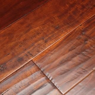 Acacia Pomegranate 1 2 X 6 With Images Wood Floors Wide Plank Hardwood Floors Engineered Hardwood Flooring