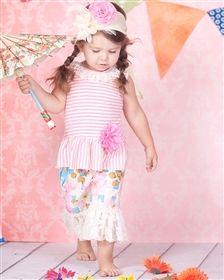 Giggle Moon Baby - Simply Beautiful Suzy Pant Set