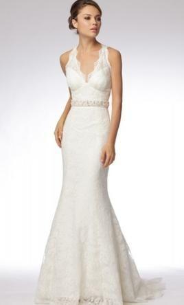 Watters Lycette 16432 Wedding Dress New Size 0 300 Online Wedding Dress Wedding Dresses Lace Wedding Dresses