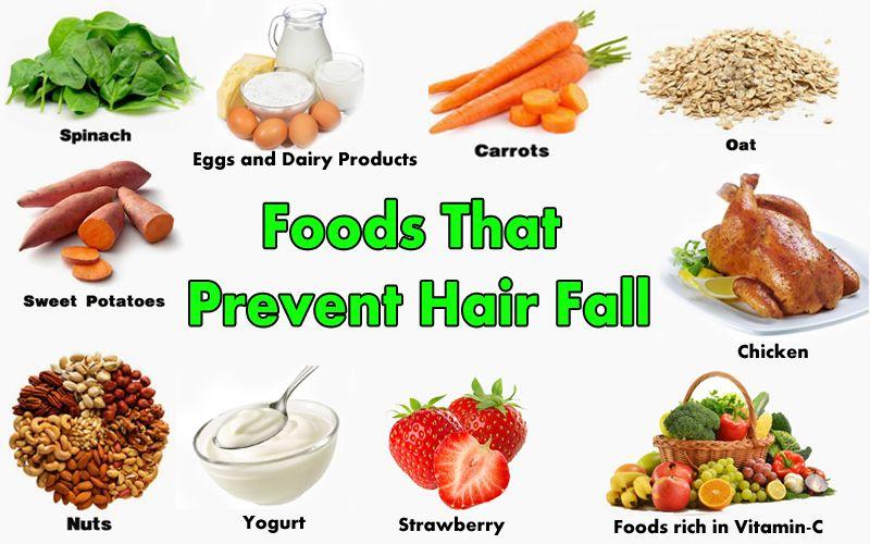 vegan diet stops hair loss