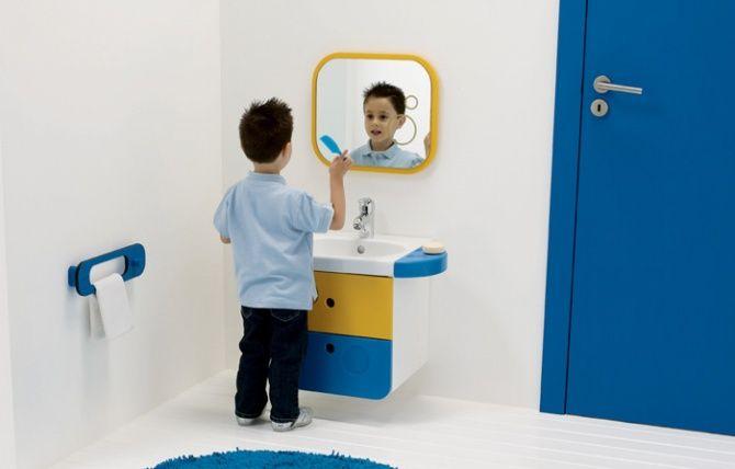 Ideas para reformar baños infantiles (con imágenes ...