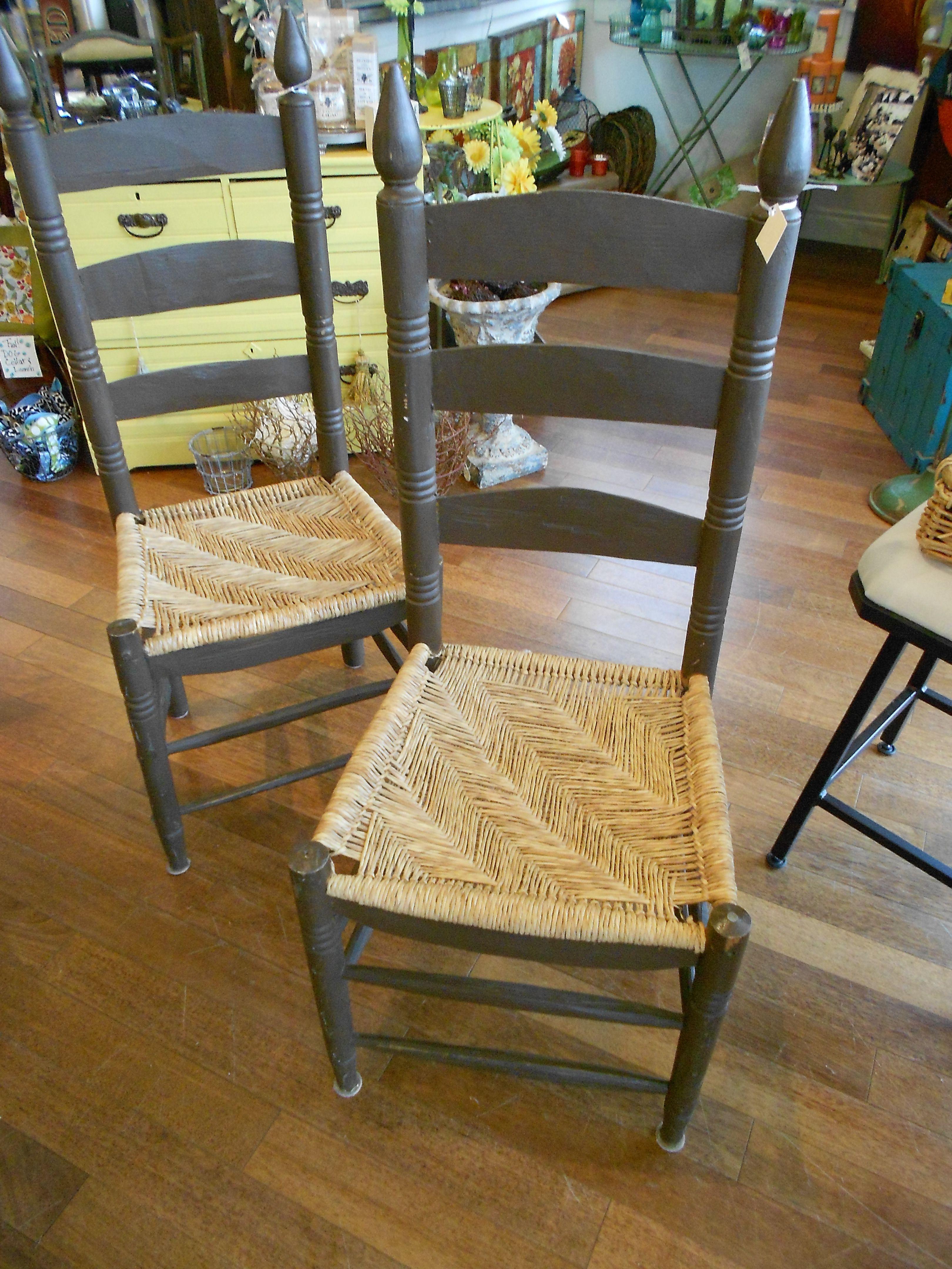 Fun Woven Seat Chairs. Chair Weaving Diy