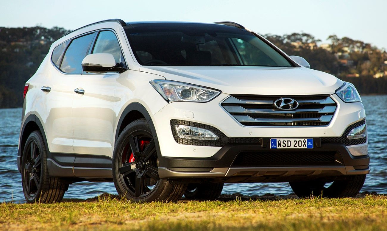 Hyundai 2015 Santa Fe 2015 Hyundai Santa Fe Price And