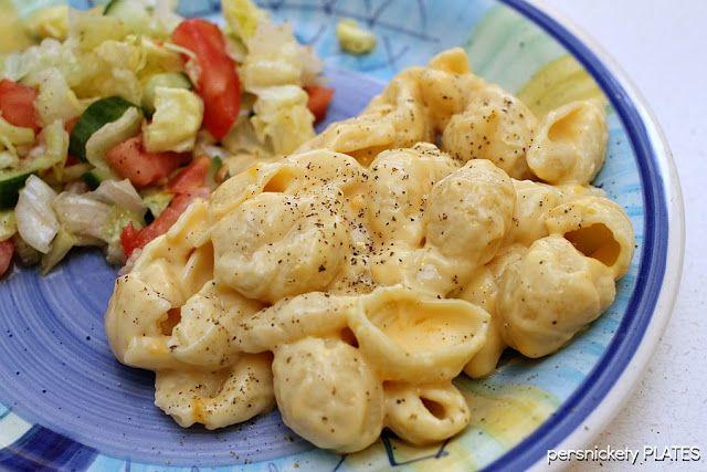 Stovetop Creamy Macaroni & Cheese