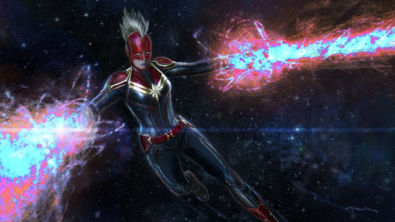 Pin on Captain Marvel