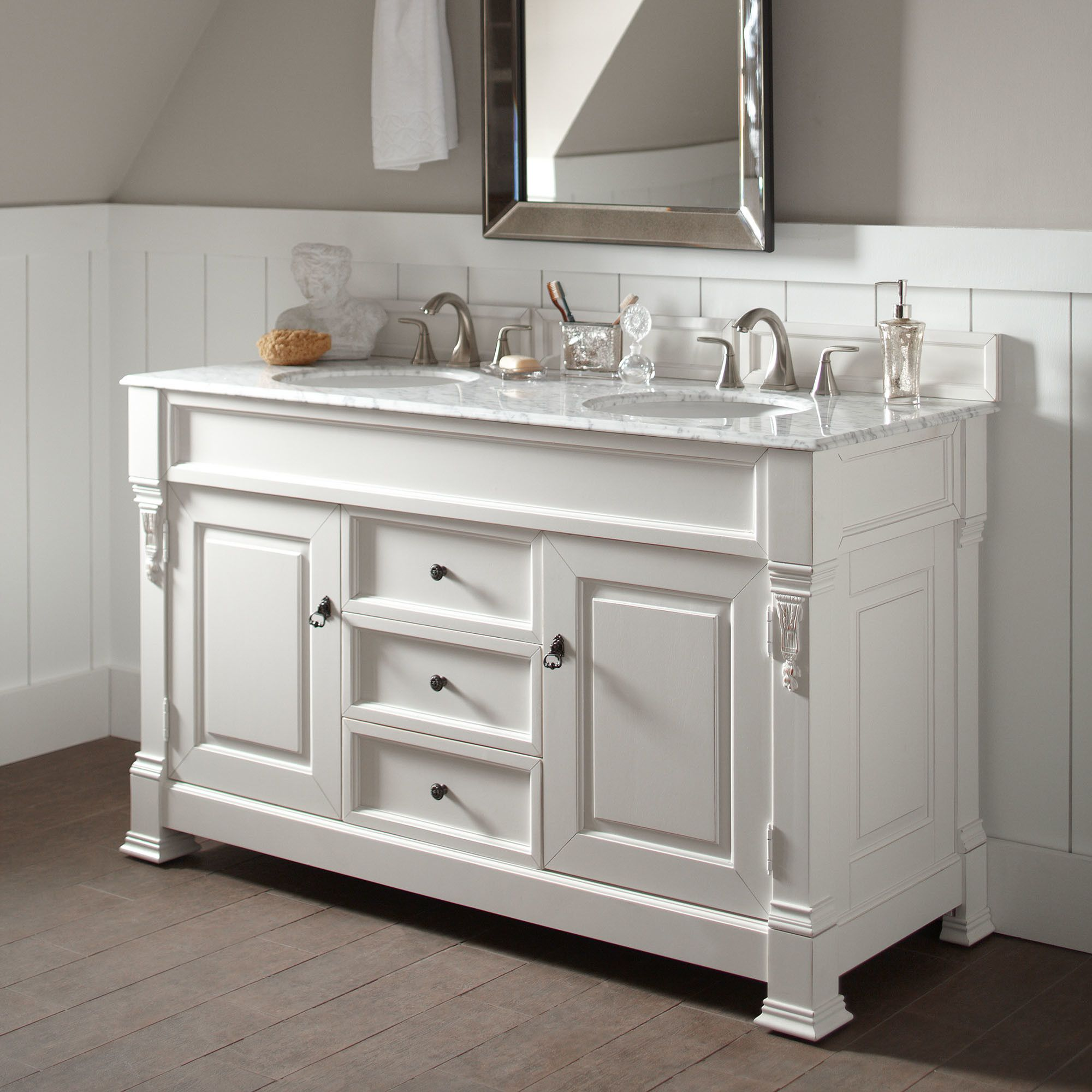 inch gray bathroom vanity finish on magnificent amazing and carenton double traditional sink within