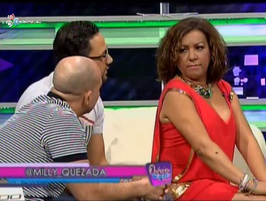 Entrevista A Milly Quezada Con Milagros Germón En @Cheverenights #Video