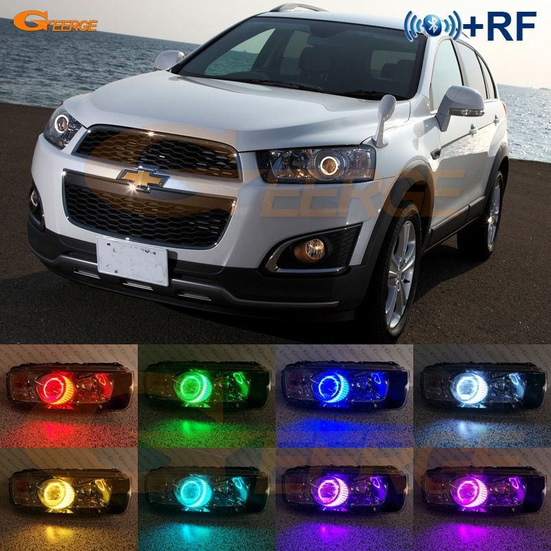 Cheap Car Light Assembly Buy Quality Automobiles Motorcycles Directly From China Suppliers For Chevrolet Captiva 20 Chevrolet Captiva Led Angel Eyes Rgb Led