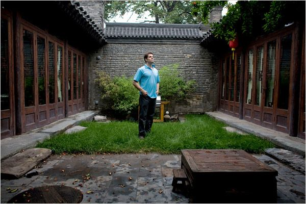 Renovating Beijing S Historic Homes The New York Times Home Garden Slid Chinese Courtyard Courtyard House Historic Homes