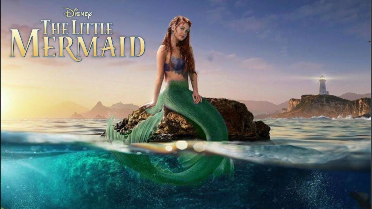 The little mermaid Live-Action TRAILER (2020) CONCEPT ...