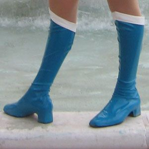 How to stretch boots, Cosplay diy